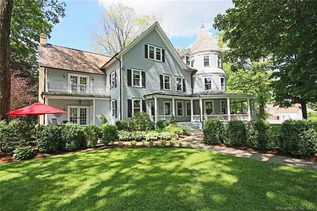 127 Main Street, Ridgefield, CT 06877 (MLS #170371356) :: Tim Dent Real Estate Group