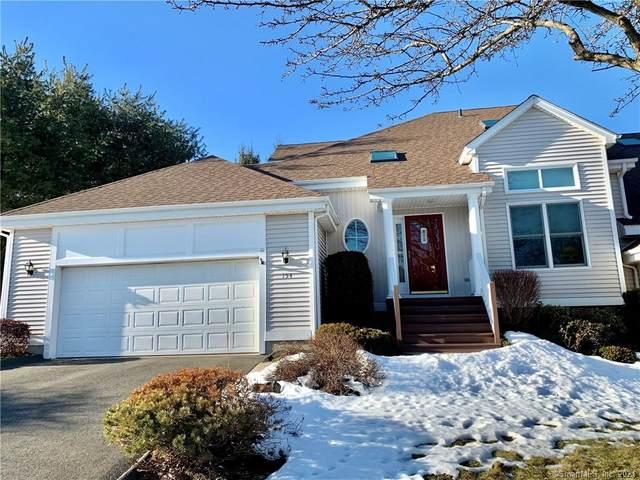 154 Summerfield Gardens #154, Shelton, CT 06484 (MLS #170371369) :: Tim Dent Real Estate Group