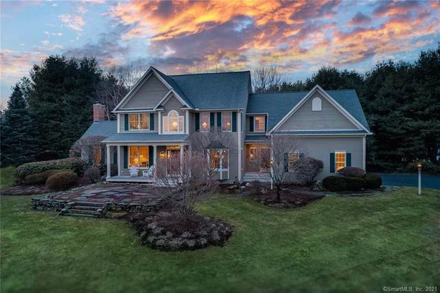 74 Brittany Lane, Somers, CT 06071 (MLS #170371374) :: Spectrum Real Estate Consultants
