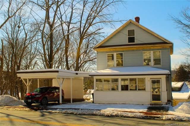 96 W Main Street, Stafford, CT 06076 (MLS #170371438) :: Tim Dent Real Estate Group