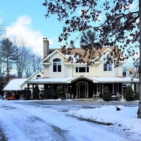194 Old Springfield Road, Stafford, CT 06076 (MLS #170371442) :: Tim Dent Real Estate Group