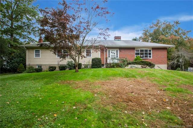 524 W Hill Road, Stamford, CT 06902 (MLS #170371472) :: Tim Dent Real Estate Group
