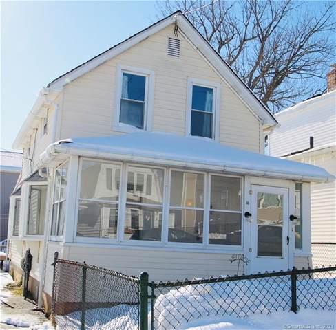 16 Laurel Place, West Haven, CT 06516 (MLS #170371489) :: Tim Dent Real Estate Group