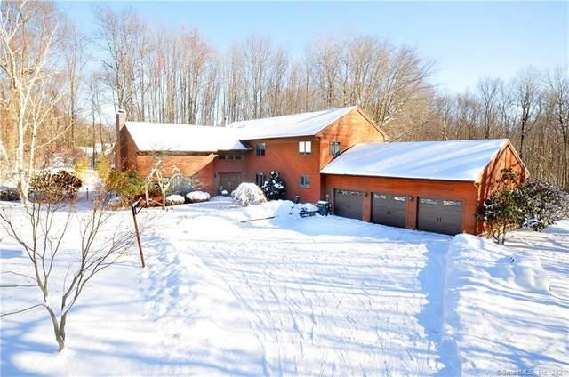 95 Shanda Lane, Tolland, CT 06084 (MLS #170371503) :: Around Town Real Estate Team