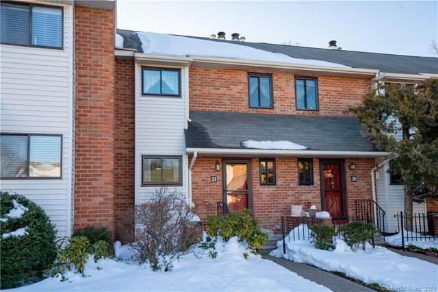 33 Danforth Lane #33, West Hartford, CT 06110 (MLS #170371512) :: Carbutti & Co Realtors