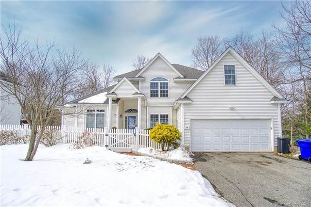 25 Charles Mary Drive, Middletown, CT 06457 (MLS #170371519) :: Tim Dent Real Estate Group