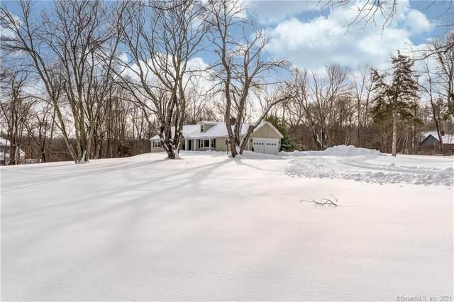 39 Scribner Hill Road, Wilton, CT 06897 (MLS #170371551) :: Around Town Real Estate Team