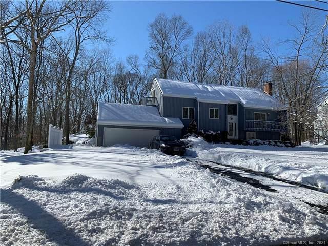55 Flat Rock Road, Branford, CT 06405 (MLS #170371577) :: Around Town Real Estate Team