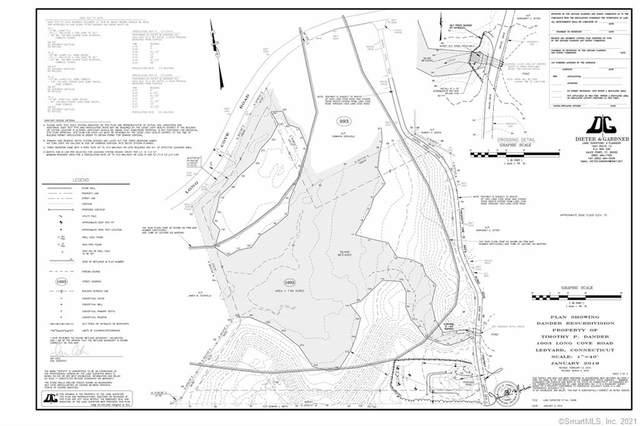 1003 Long Cove Road, Ledyard, CT 06335 (MLS #170371615) :: Tim Dent Real Estate Group