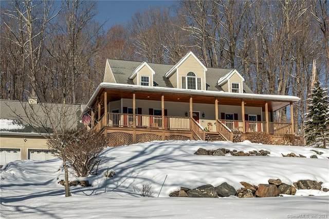 14 Leach Hollow Road, Sherman, CT 06784 (MLS #170371624) :: Tim Dent Real Estate Group