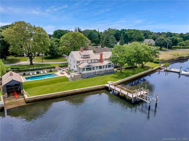 91 N Cove Road, Old Saybrook, CT 06475 (MLS #170371688) :: Spectrum Real Estate Consultants