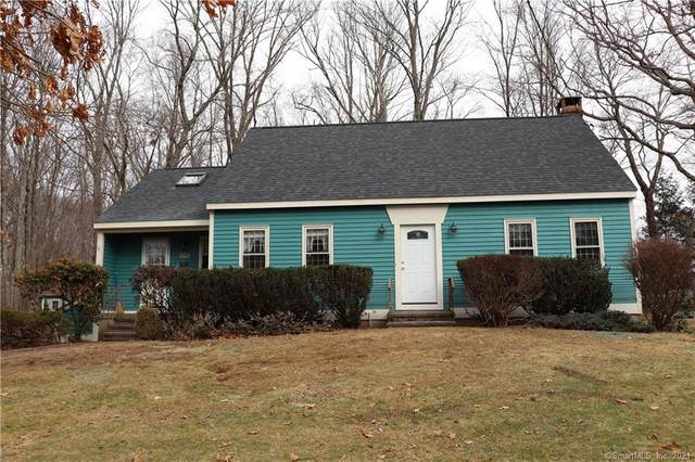 148 Cannon Drive, Hebron, CT 06231 (MLS #170371695) :: Tim Dent Real Estate Group