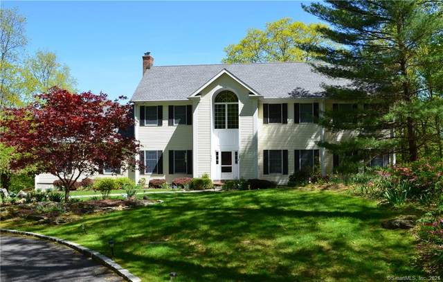 242 Barrack Hill Road, Ridgefield, CT 06877 (MLS #170371733) :: Tim Dent Real Estate Group