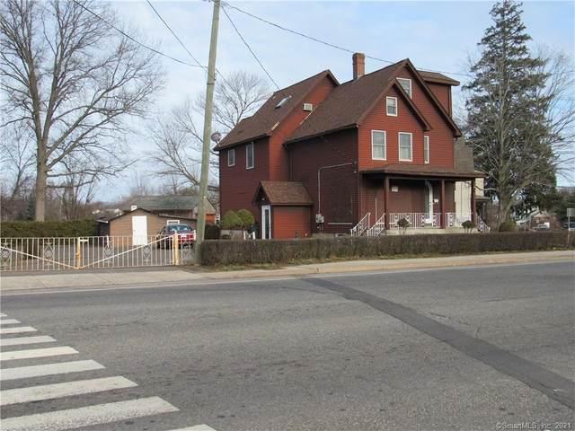 1011 Farmington Avenue, Berlin, CT 06037 (MLS #170371848) :: Carbutti & Co Realtors