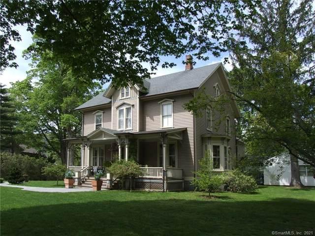 81 N Main Street 1-11, Kent, CT 06757 (MLS #170371898) :: Around Town Real Estate Team