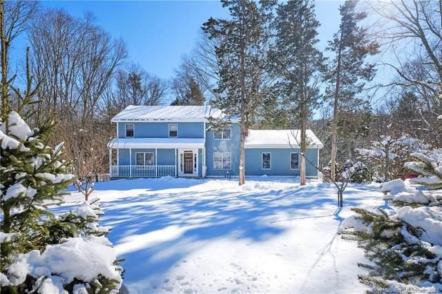 27 Cedar Meadow Road, East Haddam, CT 06469 (MLS #170371900) :: Carbutti & Co Realtors