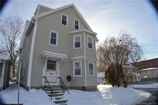 142 School Street, Killingly, CT 06239 (MLS #170371903) :: Tim Dent Real Estate Group