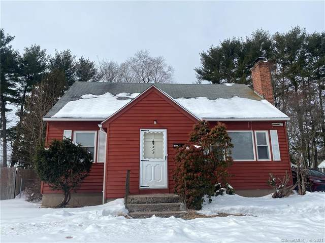 375 Oak Street, East Hartford, CT 06118 (MLS #170371916) :: Around Town Real Estate Team
