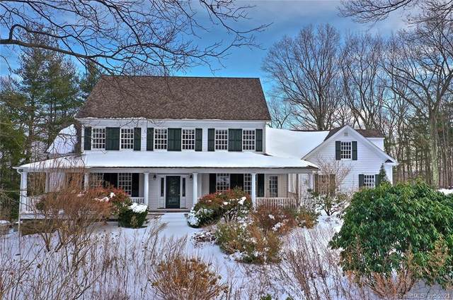 45 Sky Line Drive, Easton, CT 06612 (MLS #170371952) :: Kendall Group Real Estate | Keller Williams