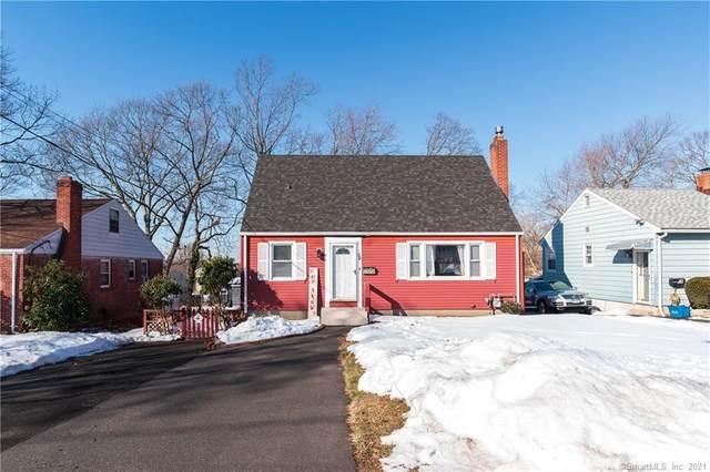 64 Central Avenue, West Haven, CT 06516 (MLS #170371975) :: Tim Dent Real Estate Group