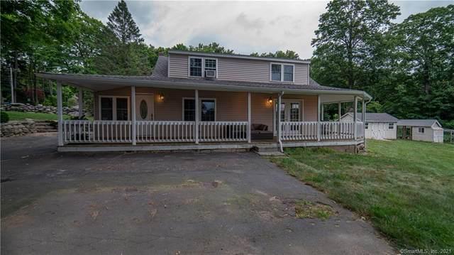 42 Cone Road, East Hampton, CT 06424 (MLS #170371990) :: Around Town Real Estate Team