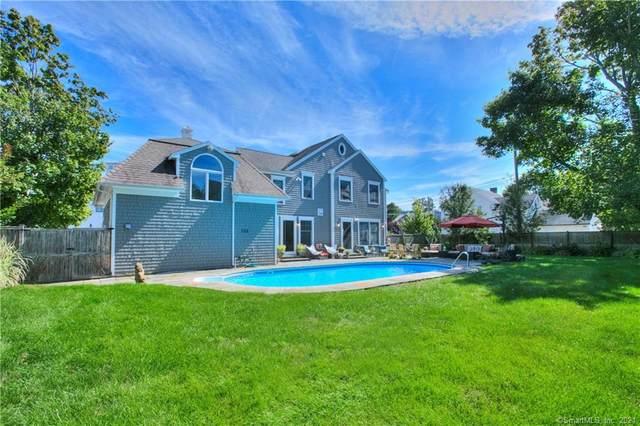 2 Murvon Court, Westport, CT 06880 (MLS #170372041) :: Around Town Real Estate Team