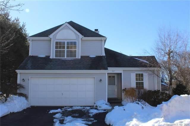 1207 Foxboro Drive #1207, Norwalk, CT 06851 (MLS #170372149) :: Tim Dent Real Estate Group