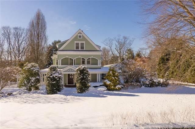 337 Rowayton Avenue, Norwalk, CT 06853 (MLS #170372160) :: Mark Boyland Real Estate Team