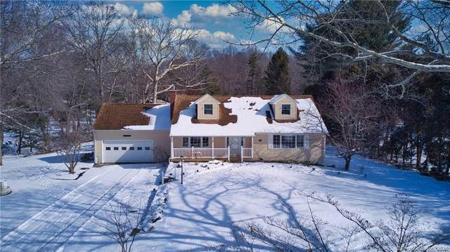 111 Shore Road, Waterford, CT 06385 (MLS #170372170) :: Carbutti & Co Realtors