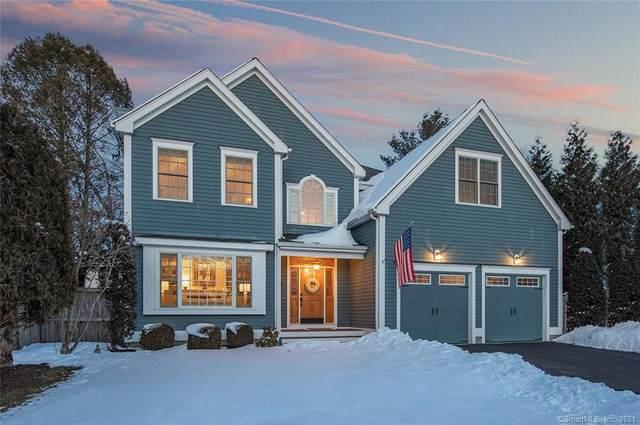 64 Arbor Terrace, Fairfield, CT 06890 (MLS #170372193) :: Tim Dent Real Estate Group