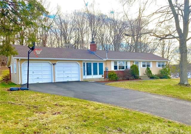 40 Millwood Drive, Branford, CT 06405 (MLS #170372212) :: Tim Dent Real Estate Group