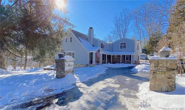 239 Briar Brae Road, Stamford, CT 06903 (MLS #170372217) :: Tim Dent Real Estate Group