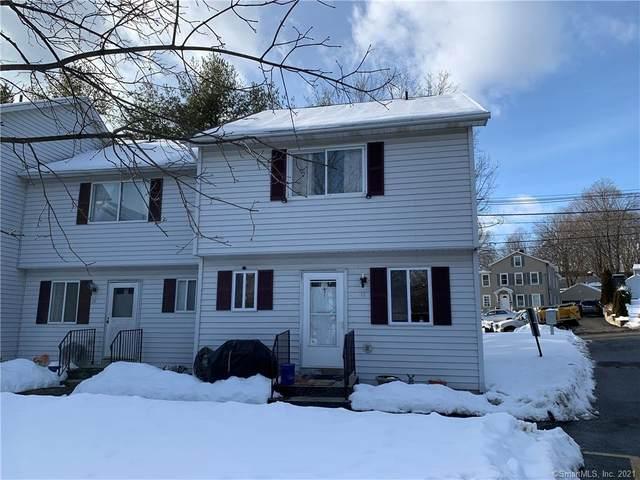 120 Triangle Street #11, Danbury, CT 06810 (MLS #170372272) :: Tim Dent Real Estate Group