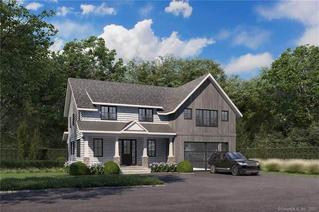 98 Georgetown Road, Weston, CT 06883 (MLS #170372294) :: Tim Dent Real Estate Group