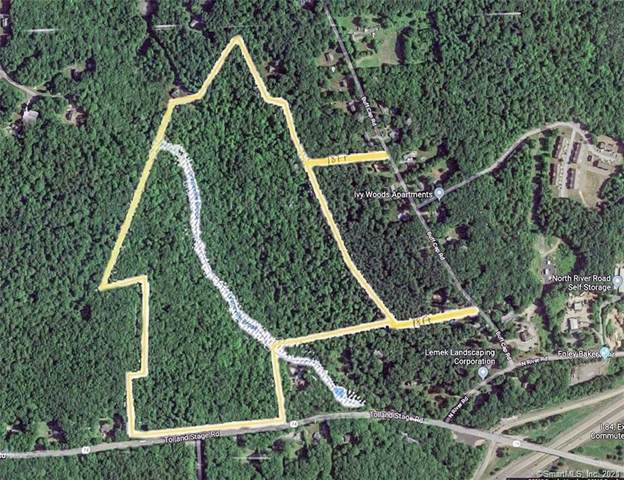 00 Tolland Stage Road, Tolland, CT 06084 (MLS #170372313) :: Around Town Real Estate Team