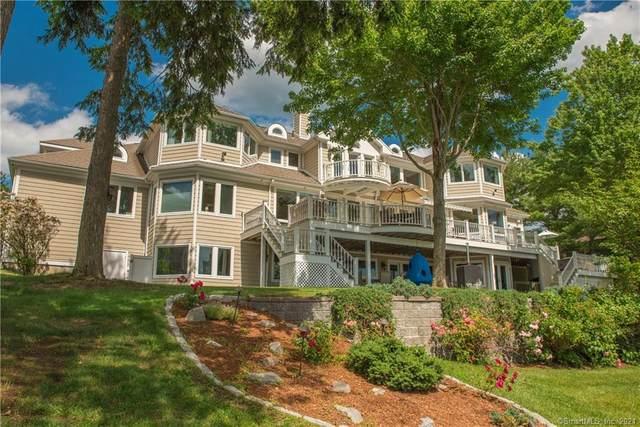 33 Meeks Point Road, East Hampton, CT 06424 (MLS #170372326) :: Around Town Real Estate Team