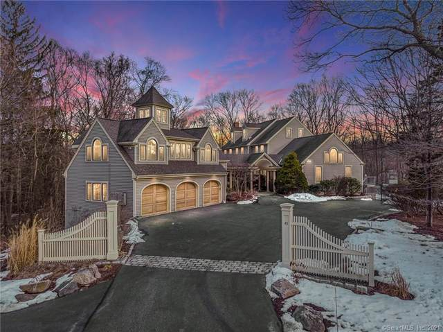 45 Island Avenue, Madison, CT 06443 (MLS #170372338) :: Sunset Creek Realty