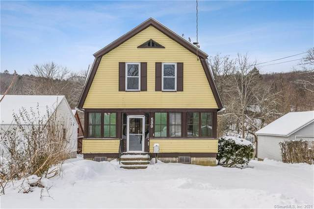 539 E Main Street, Norwich, CT 06360 (MLS #170372348) :: Tim Dent Real Estate Group