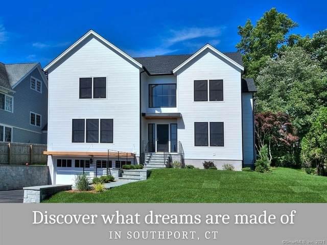 539 Bronson Road, Fairfield, CT 06890 (MLS #170372349) :: Tim Dent Real Estate Group