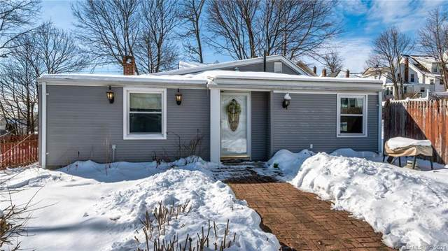 60 Arlington Street, West Haven, CT 06516 (MLS #170372407) :: Tim Dent Real Estate Group