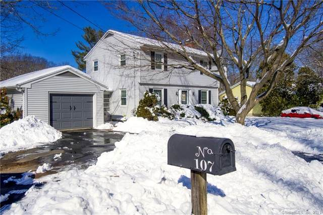 107 Stannard Avenue, Branford, CT 06405 (MLS #170372411) :: Tim Dent Real Estate Group