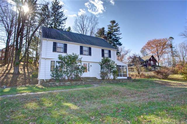 24 Willowbrook Road, Mansfield, CT 06268 (MLS #170372414) :: Tim Dent Real Estate Group