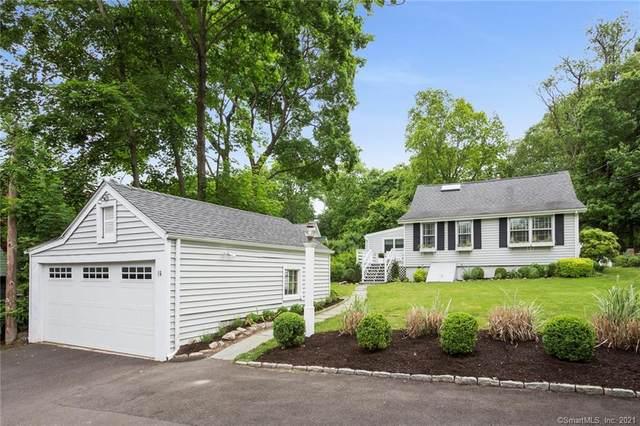 16 Jackson Place, Darien, CT 06820 (MLS #170372421) :: Kendall Group Real Estate | Keller Williams