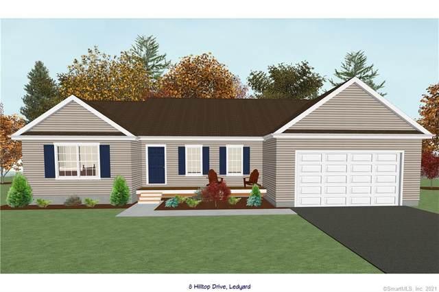 8 Hilltop Drive, Ledyard, CT 06339 (MLS #170372428) :: Tim Dent Real Estate Group