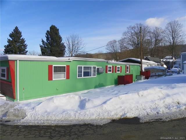 42 Miry Brook Road #5, Danbury, CT 06810 (MLS #170372457) :: Tim Dent Real Estate Group