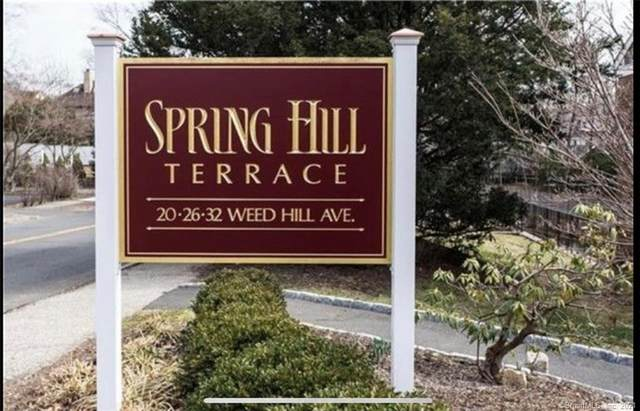 20 Weed Hill Avenue K, Stamford, CT 06907 (MLS #170372475) :: Around Town Real Estate Team