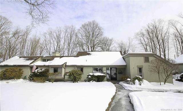 82B Heritage Village B, Southbury, CT 06488 (MLS #170372495) :: Tim Dent Real Estate Group
