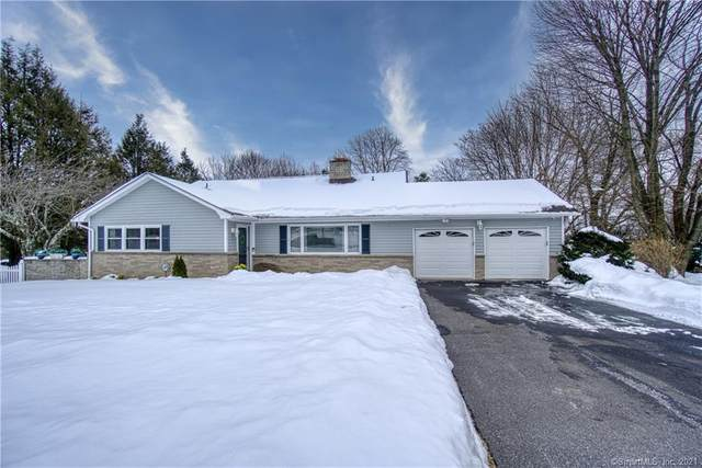 160 Prayer Spring Road, Stratford, CT 06614 (MLS #170372498) :: Tim Dent Real Estate Group