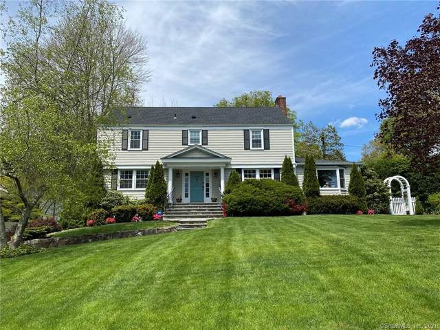 320 Hycliff Terrace, Stamford, CT 06902 (MLS #170372510) :: Tim Dent Real Estate Group