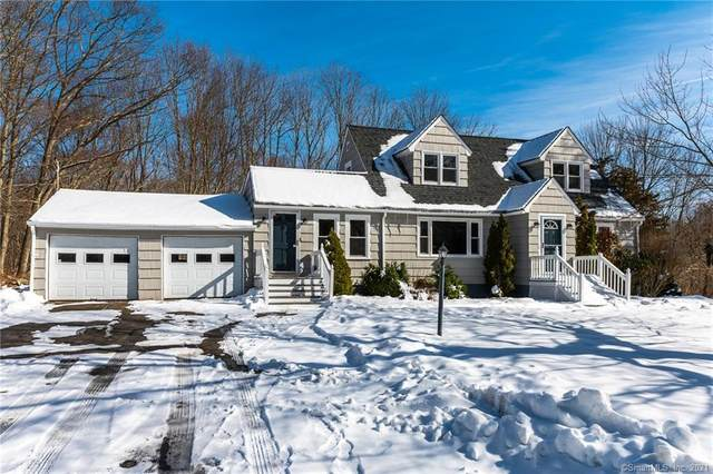 44 Prodell Road, Preston, CT 06365 (MLS #170372525) :: Next Level Group